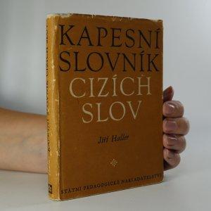 náhled knihy - Kapesní slovník cizích slov