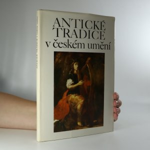 náhled knihy - Antické tradice v českém umění