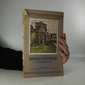 náhled knihy - Hrad Lipnice u Německého Brodu