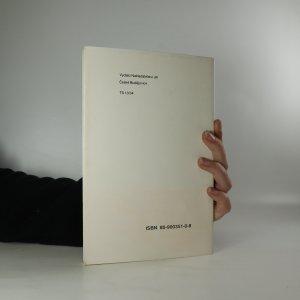 antikvární kniha Gotická okna, 1991