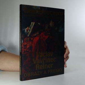náhled knihy - Václav Vavřinec Reiner. Obrazy a fresky