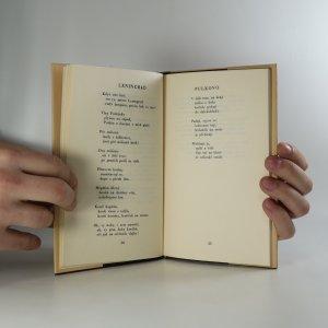 antikvární kniha Struny ve větru, 1938
