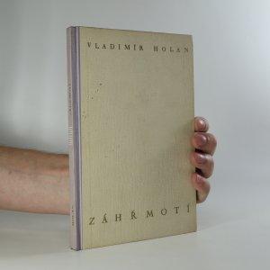 náhled knihy - Záhřmotí