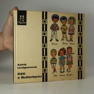 náhled knihy - Děti z Bullerbynu