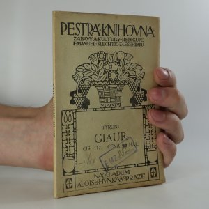 náhled knihy - Giaur