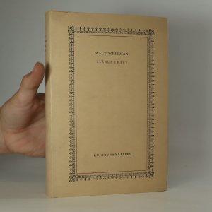 náhled knihy - Stébla trávy