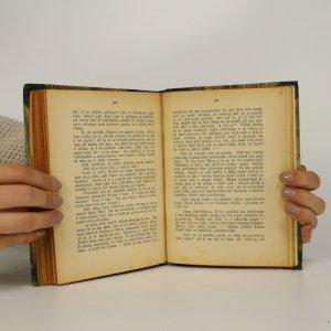 antikvární kniha Drobné povídky a obrázky (Sebrané spisy, díl IX.), 1918