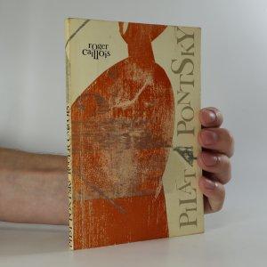 náhled knihy - Pilát Pontský