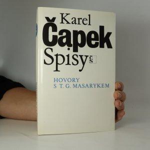 náhled knihy - Hovory s T. G. Masarykem