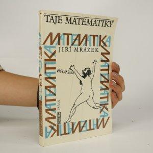 náhled knihy - Taje matematiky