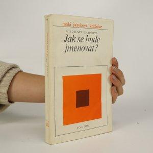 náhled knihy - Jak se bude jmenovat?