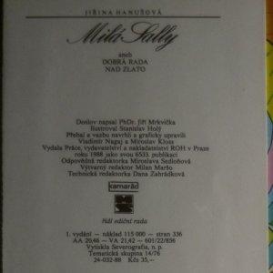 antikvární kniha Milá Sally aneb Dobrá rada nad zlato, 1988