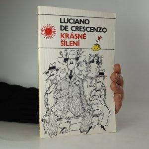 náhled knihy - Krásné šílení