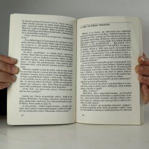 antikvární kniha Krásné šílení, 1989