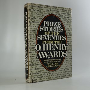 náhled knihy - Prize stories of the seventies. From the O. Henry Awards