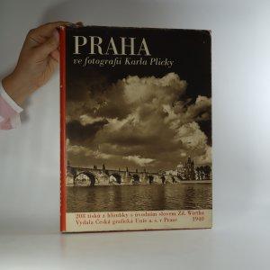 náhled knihy - Praha ve fotografii Karla Plicky  (1. vydání)