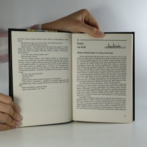 antikvární kniha Únos Britannie, 1995