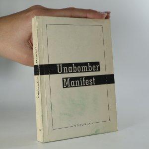náhled knihy - Unabomber. Manifest