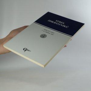 antikvární kniha Stres zdravotníků. Karlovy Vary 7.- 8. února 1997, 1997