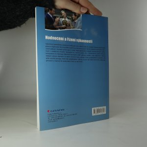 antikvární kniha Hodnocení a řízení výkonnosti, 2008