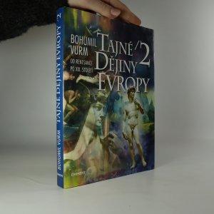 náhled knihy - Tajné dějiny Evropy. 2. díl.