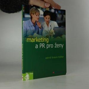 náhled knihy - Marketing a PR pro ženy