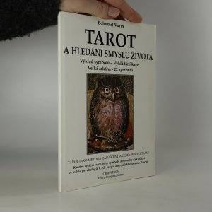 náhled knihy - Tarot a hledání smyslu života
