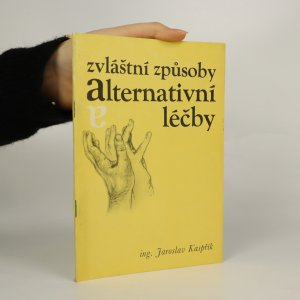 náhled knihy - Zvláštní způsoby alternativní léčby
