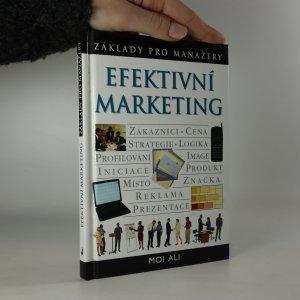náhled knihy - Efektivní marketing