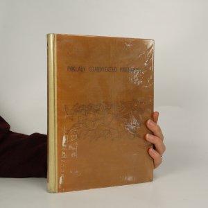 náhled knihy - Poklady starověkého písemnictví