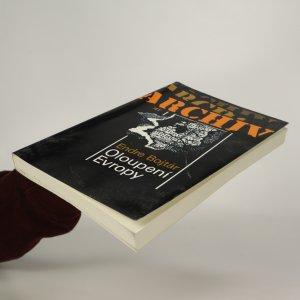 antikvární kniha Oloupení Evropy, 1994