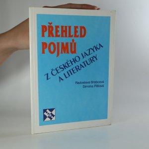 náhled knihy - Přehled pojmů z českého jazyka a literatury