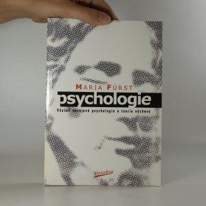 náhled knihy - Psychologie. Včetně vývojové psychologie a teorie výchovy.