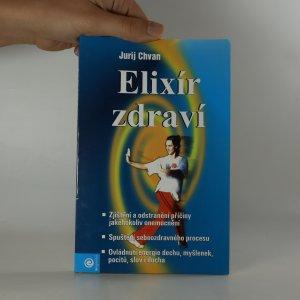 náhled knihy - Elixír zdraví