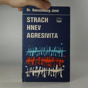 náhled knihy - Strach, hnev, agresivita