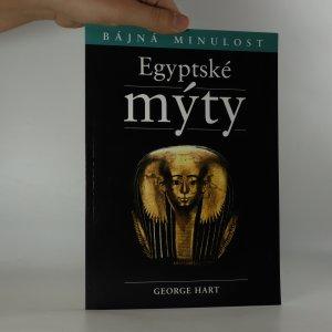 náhled knihy - Egyptské mýty