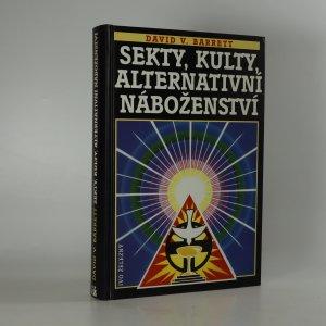 náhled knihy - Sekty, kulty, alternativní náboženství