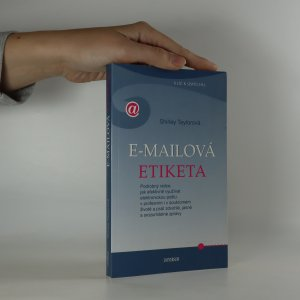 náhled knihy - E-mailová etiketa