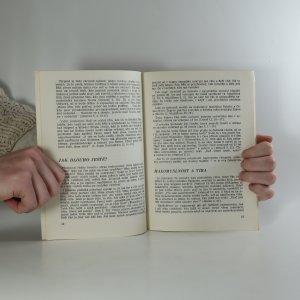 antikvární kniha Uzdravení, 1987