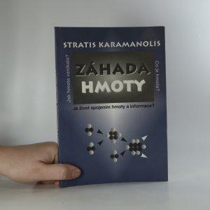 náhled knihy - Záhada hmoty