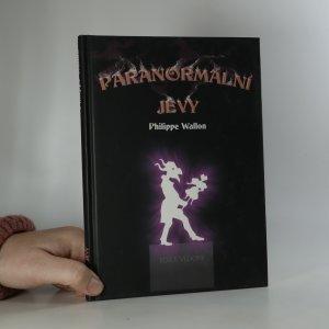 náhled knihy - Paranormální jevy