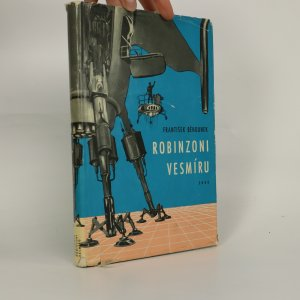 náhled knihy - Robinzoni vesmíru