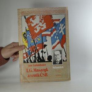 náhled knihy - Slovo k historii. T. G. Masaryk a vznik ČSR.