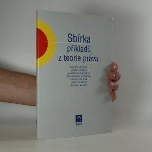 náhled knihy - Sbírka příkladů z teorie práva