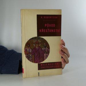 náhled knihy - Původ křesťanství