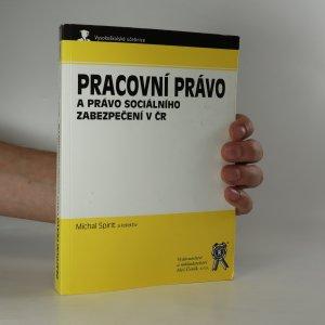 náhled knihy - Pracovní právo a právo sociálního zabezpečení v ČR
