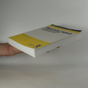 antikvární kniha Pracovní právo a právo sociálního zabezpečení v ČR, 2009
