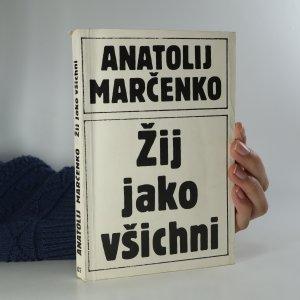 náhled knihy - Žij jako všichni