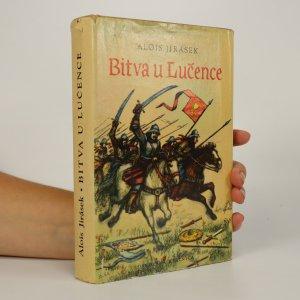 náhled knihy - Bitva u Lučence