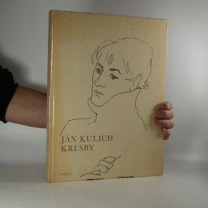 náhled knihy - Ján Kulich. Kresby